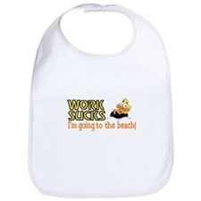 Going To the Beach Bib