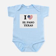 I love El Paso Texas Body Suit