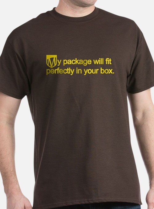 """""""My Package"""" T-Shirt"""
