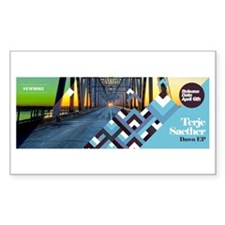 Dawn Ep Sticker (rectangle 10 Pk)