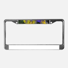 Johnny Jump Up (close-up) License Plate Frame
