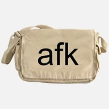 A.F.K. Messenger Bag