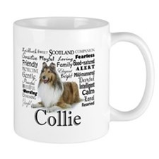 Collie Traits Mugs