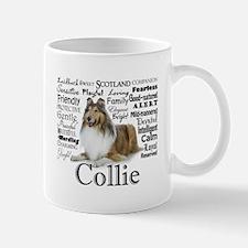 Collie Traits Mugs