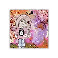 Zombie Girl #1 Sticker