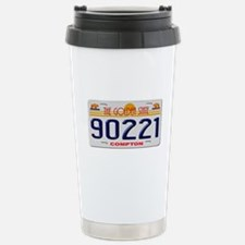 Cute California license Travel Mug