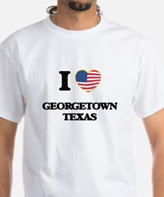 I love Georgetown Texas T-Shirt