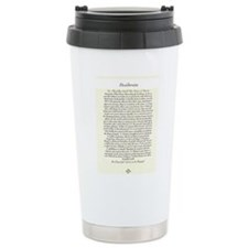 Funny Messages Travel Mug