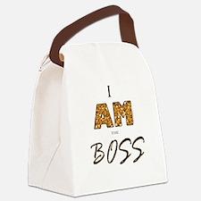 Unique Self confidence Canvas Lunch Bag