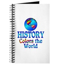 History Colors the World Journal