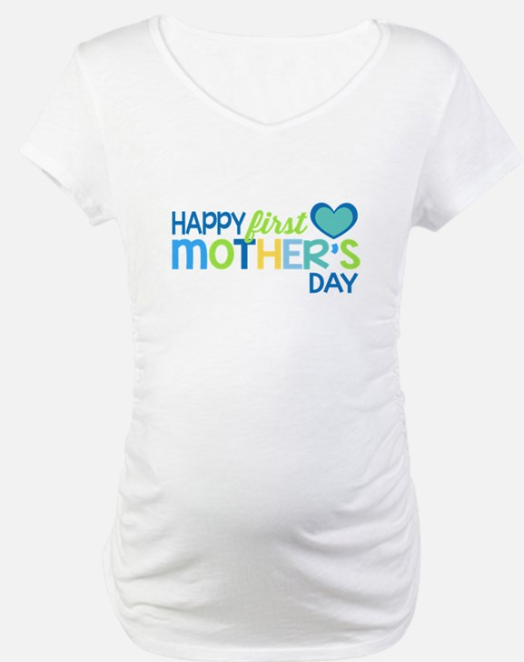 Happy First Mother's Day Boy Shirt