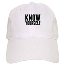 KNOW YOURSELF Baseball Hat