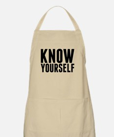 KNOW YOURSELF Apron