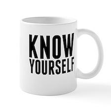 KNOW YOURSELF Mugs