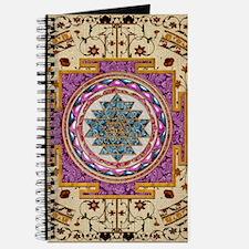 Harvest Moons India Mandala Journal