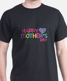 Happy Mother's Day Pink T-Shirt