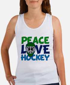 Love Hockey Women's Tank Top