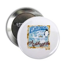 "Cute Antarctica 2.25"" Button"