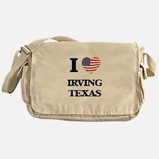 I love Irving Texas Messenger Bag