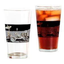 Apollo 15 Lunar Rover Drinking Glass