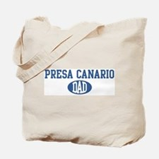 Presa Canario dad Tote Bag
