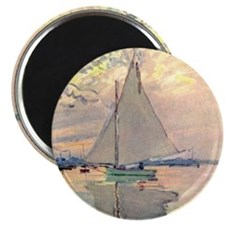 Sailing Ship by Monet Magnet