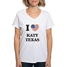 I love Katy Texas T-Shirt