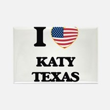 I love Katy Texas Magnets