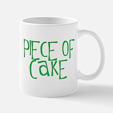 piece cake Mug