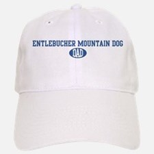 Entlebucher Mountain Dog dad Baseball Baseball Cap