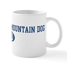 Entlebucher Mountain Dog dad Mug