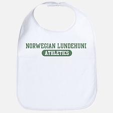 Norwegian Lundehund athletics Bib