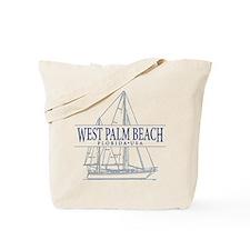 West Palm Beach - Tote Bag