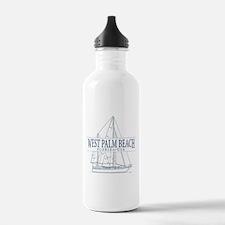 West Palm Beach - Water Bottle