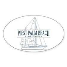 West Palm Beach - Decal