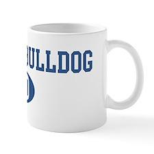 English Bulldog dad Mug
