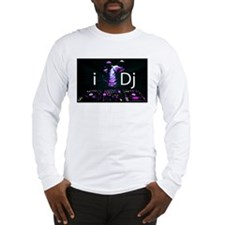 Unique Dj Long Sleeve T-Shirt