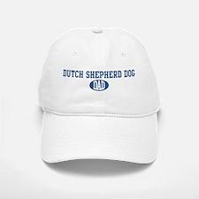 Dutch Shepherd Dog dad Baseball Baseball Cap