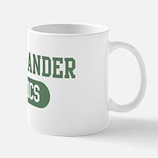 Munsterlander athletics Mug