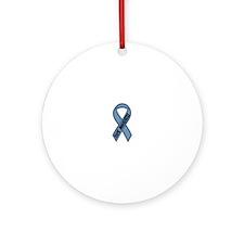 Rape Awareness Ornament (Round)