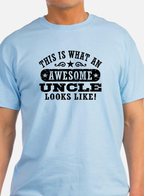 Awesome Uncle T-Shirt