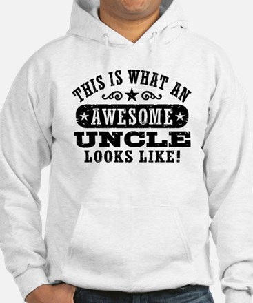 Awesome Uncle Hoodie