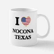 I love Nocona Texas Mugs