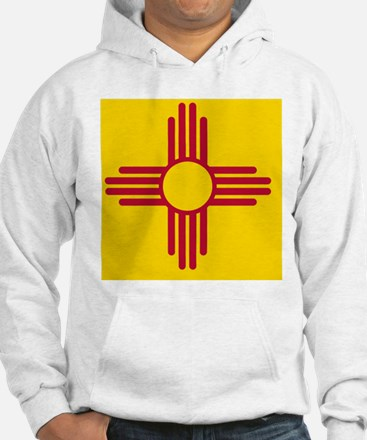 New Mexico State F|lag Hoodie