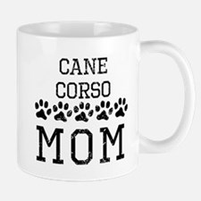Cane Corso Mom (Distressed) Mugs