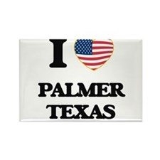 I love Palmer Texas Magnets