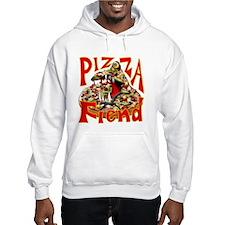 Pizza Fiend Hoodie Sweatshirt