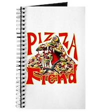 Pizza Fiend Journal