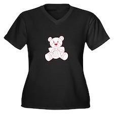 Teddy Bear Plus Size T-Shirt