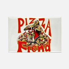 Pizza Fiend Magnets